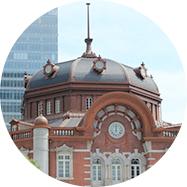 東京駅徒歩4分の好立地